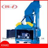 Tisch-Tisch-Rad-Granaliengebläse-Maschine Q3512 drehen