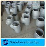 ティーの減力剤によって溶接される管付属品のステンレス鋼のティーEn1092-1