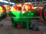ぬれた鍋の製造所機械価格、ぬれた粉砕機、ぬれた鍋の金の製造所