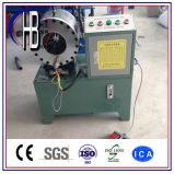 Machine de sertissage de tuyaux d'assemblage de tuyau hydraulique automatique en usine