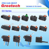 RoHSおよびULが付いている電気マイクロスイッチか機械マイクロスイッチ