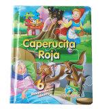 Книга печатание доски головоломки для ребенка