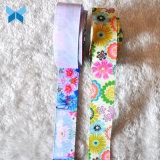 fita ''/2 '' tecida colorida do Grosgrain da tela da torneira da largura 1.5