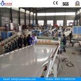 PVC formación del vacío Hoja de Planta de Fabricación / Perfil de PVC máquina de hacer hoja