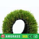 Трава футбола высокого качества формы w искусственная