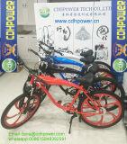 """Bicyclette de croiseur de réservoir de gaz de Cdh 26 """" pour des nécessaires de moteur de bicyclette de 2-Stroke 48cc 66cc 80cc"""