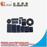 Mini comitato solare per il giocattolo solare, lanterna solare, torcia solare