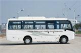 Rhd / LHD Dongfeng 140HP Vagón de pasajeros / autobús (27 + 1 del asiento del conductor con 3 asientos plegados)