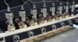 4 Mittellinie 8 Heads CNC Wood Engraving und Cutting Machine