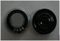 Miniplastik-Lautsprecher-Gebrauch für Computer