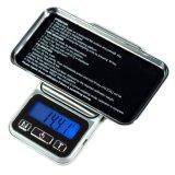 маштаб цифров «iPhone» маштаба ювелирных изделий 500g x 0.1g цифров карманный