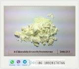 Het mondelinge Steroid Poeder van Turinabol /4-Chlorodehydromethyltestosterone Bodybuilding