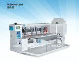 Flexo Printer Slotter Die Cutter&Folder Gluer Stitcher를 위한 판지 Machine