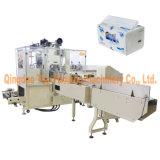 De Machine van de Verpakking van het Papieren zakdoekje van het Servet van de Machine van de Verpakking van het Servet van de koffie