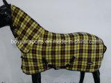 [ريبستوب] قطن فصل صيف حصان حجر السّامة دثار مع عنق تغطية