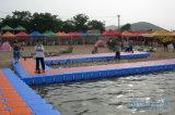 Pontón de flotación plástico del fabricante de China