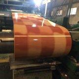 PPGL Coil/PPGI/Giの金属板G550は十分に懸命にPrepainted鋼鉄コイルに電流を通した