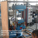 Imprensa Vulcanizing de borracha de quatro colunas, imprensa de cura de borracha Xlb 600X600