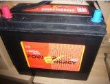 Образец --Батарея автомобиля Ns60/Lmf 12V45ah JIS стандартная безуходная