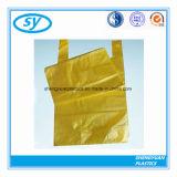 슈퍼마켓은 인쇄한 생성 플라스틱 쇼핑 백을 이용했다