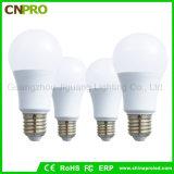 Überzogene Plastikglühlampe des Aluminium-110lm/W 12W LED