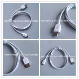 USB 2.0 een Male aan Micro USB B Charging Cable