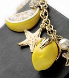 Braccialetti di vendita caldi del limone e della stella