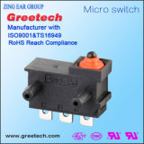 China Supplier ABS Plastic Micro Switch com cUL ENEC CQC do UL