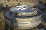Le 2:1 principal elliptique/tête hémisphérique/a bombé le panneau de réservoir de stockage de Headfor