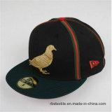 Niedriger Preis-Großhandelsgelb Basebal Cap&Hat