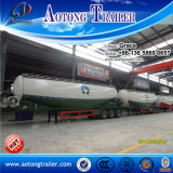 2016熱いSelling 3 Axle Bulk Powder Tanker Trailer、Trator TruckのためのBulk Cement Tank Semi Trailer