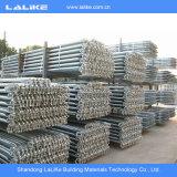48.3*3.25mm гальванизированные стальные леса системы Cuplock
