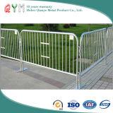 Baustelle-temporäres Fechten/geschweißtes Ineinander greifen-temporärer Zaun für Aufbau
