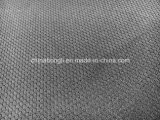 Honeycomb Mesh Fabric 100% Poly, 140GSM, Jacquard Bird-Eye Knitting Tecido para o esporte