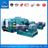 2pg (c) Rollen-Zerkleinerungsmaschine für Kohle/Koks/Refactory die materielle Zerquetschung