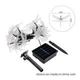 Solarlibelle-Zeichenkette-Lichter für Festival (RS1017A)