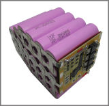 12V 23ah 18650 Rechargeable Li-Ion Battery
