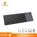 Nuovo arrivo di Zoweetek-! ! tastiera senza fili di 10.2inch Bluetooth con il Touchpad per il computer portatile, telefono astuto