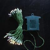 Ofício da corda do presente da luz de Natal com potência Suppy da caixa de bateria (L200.024.00)