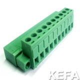 Plugable Terminal Block avec Side Lock
