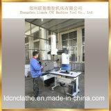 Tubo del país del petróleo del CNC de la precisión de China que rosca el torno para la venta