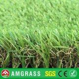 трава ковра моноволокна PE 12000dtx искусственная и синтетики сада
