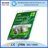 응급조치 Emeregncy 대피소 천막