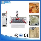 木CNCのフライス盤CNCのルーター機械を切り分ける1325 3D