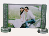 Photo acrylique Frame avec Bar Picture Frame avec Magnetics