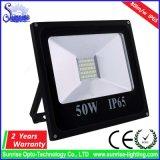 Epistar SMD Lampe Ce&RoHS ultra dünnes 50W LED Flutlicht