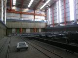 전 설계된 강철 구조물 구조물 공장