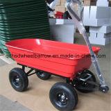 Reboque resistente do jardim da melhor venda, carro de despejo de serviço público da ferramenta (TC2145)