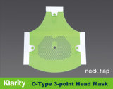 O-Type masque renforcé par 3.2mm principal d'Imrt de masque de 3-Point