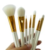 7PCS Professional Cosmetic Brush Face y Eyeliner Shadow Makeup Brush